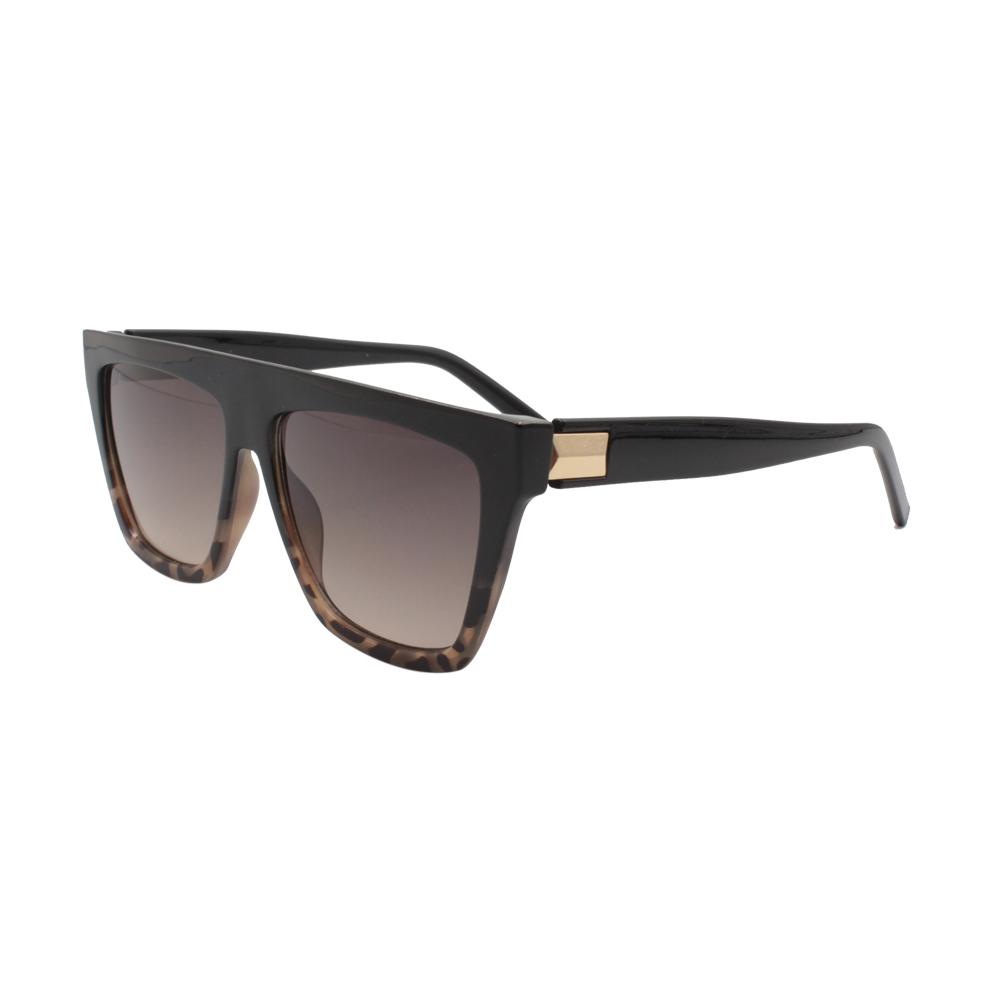 Óculos Solar Feminino B881483 Preto Mesclado
