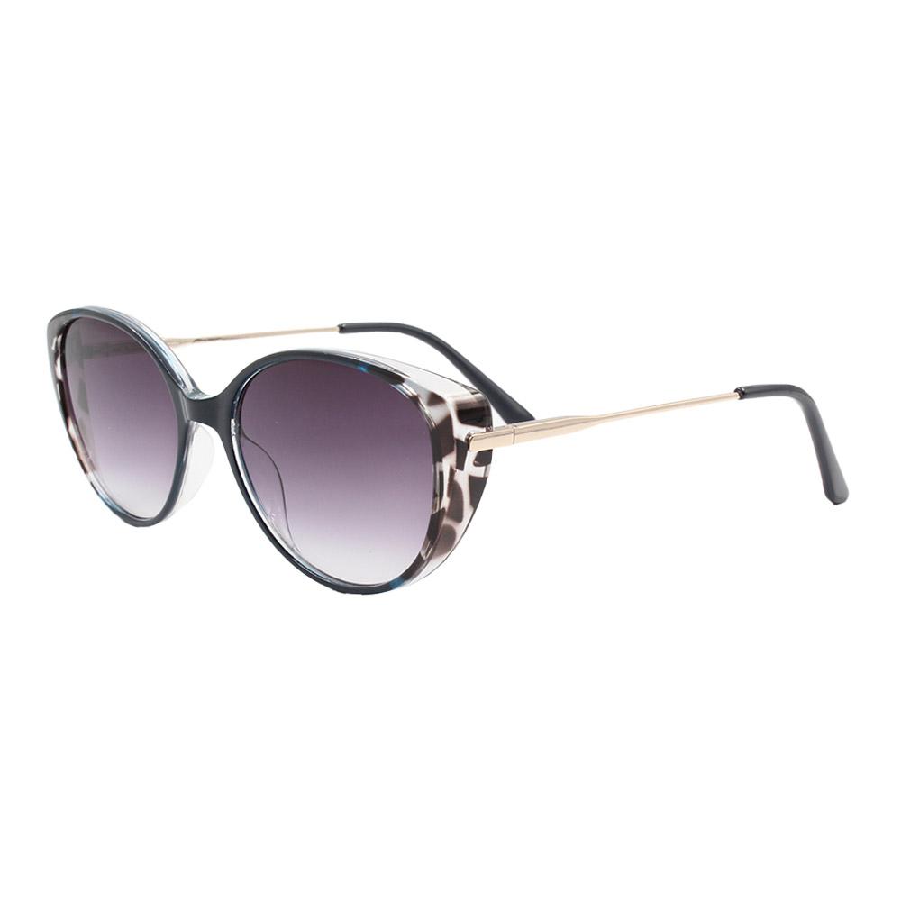 Óculos Solar Feminino B881503 Preto Mesclado