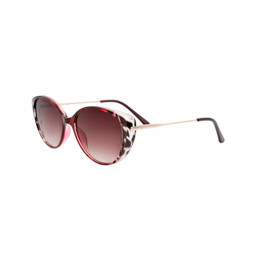 Óculos Solar Feminino B881503 Vinho Mesclado