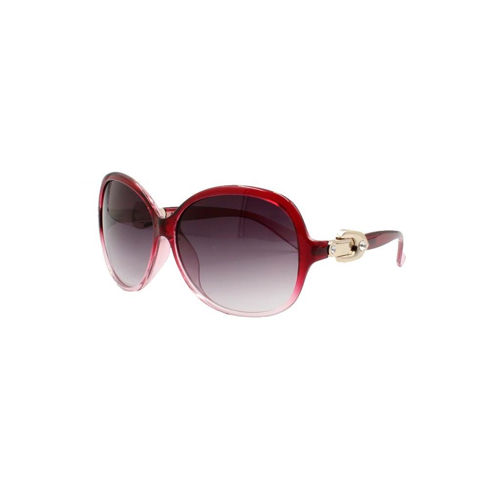 Óculos Solar Feminino BL8205 Vinho Degradê
