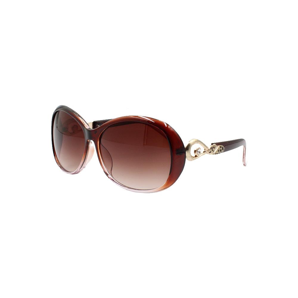 Óculos Solar Feminino CA0605S Marrom Degradê