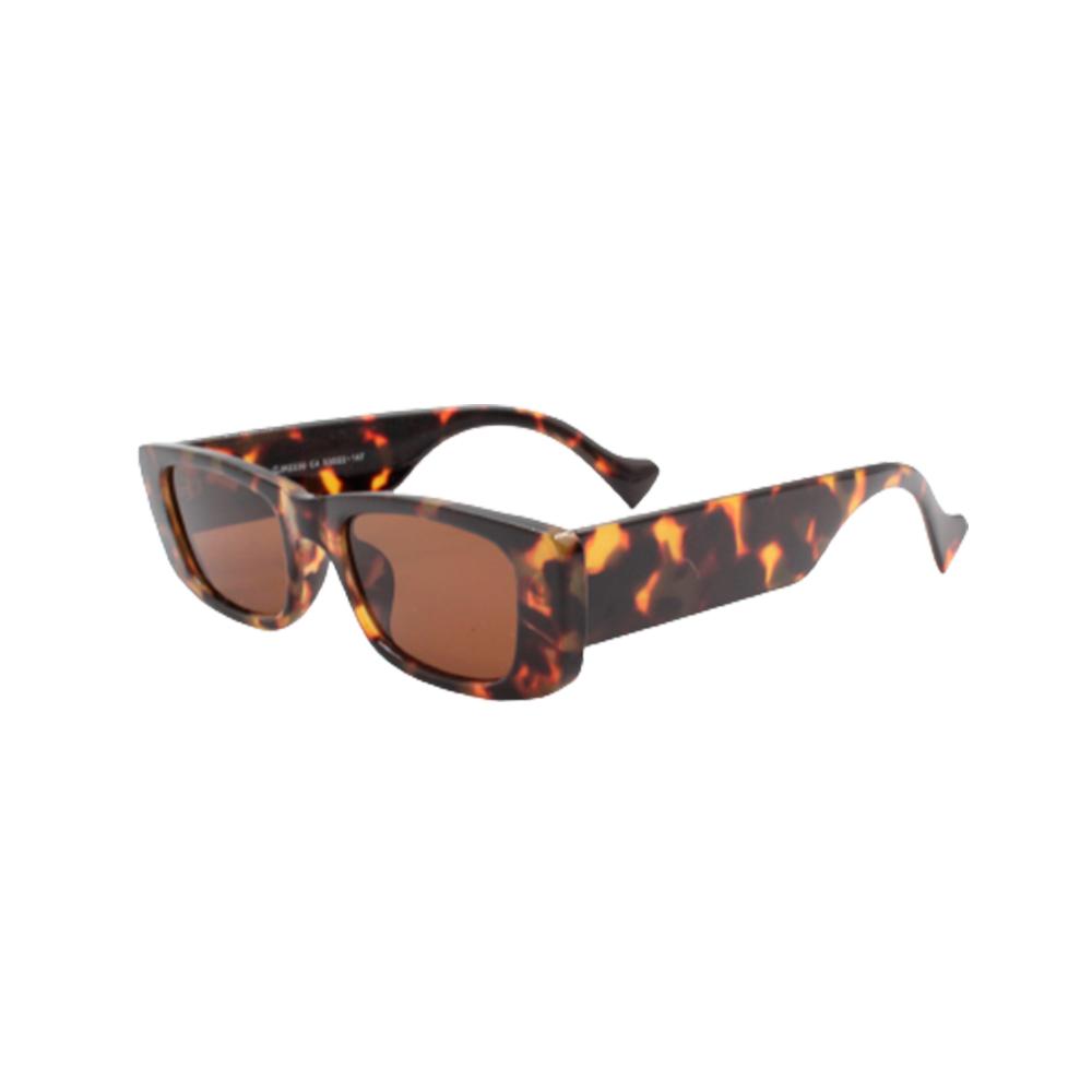 Óculos Solar Feminino CJH2230-C4 Marrom Mesclado