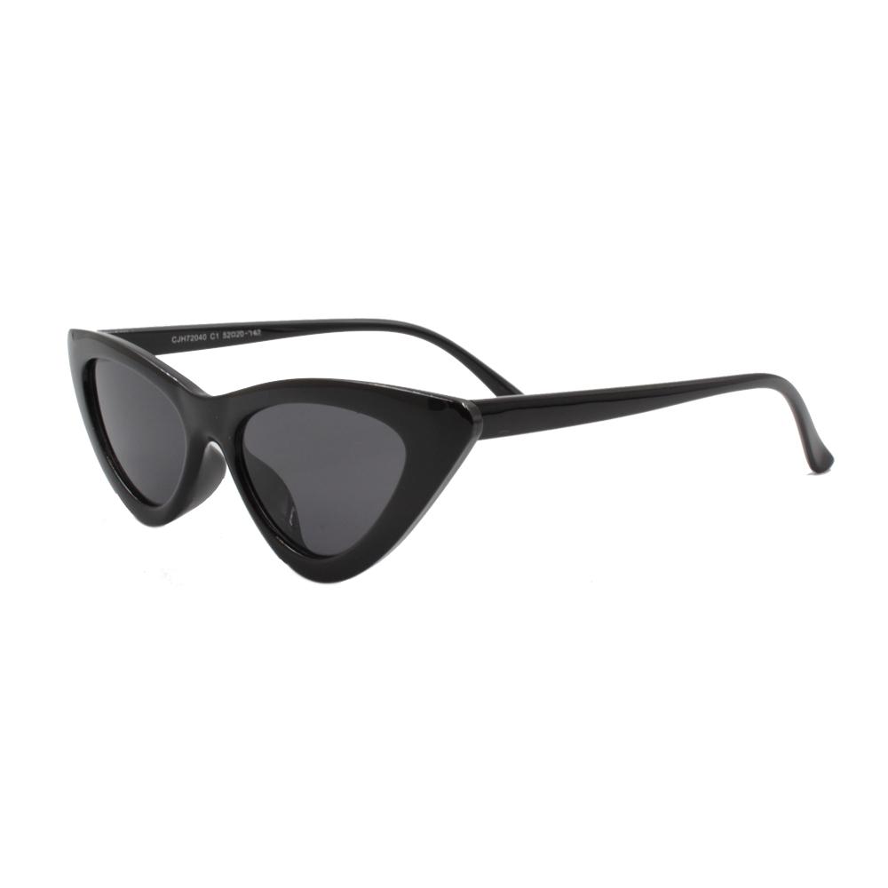 Óculos Solar Feminino CJH72040-C1 Preto
