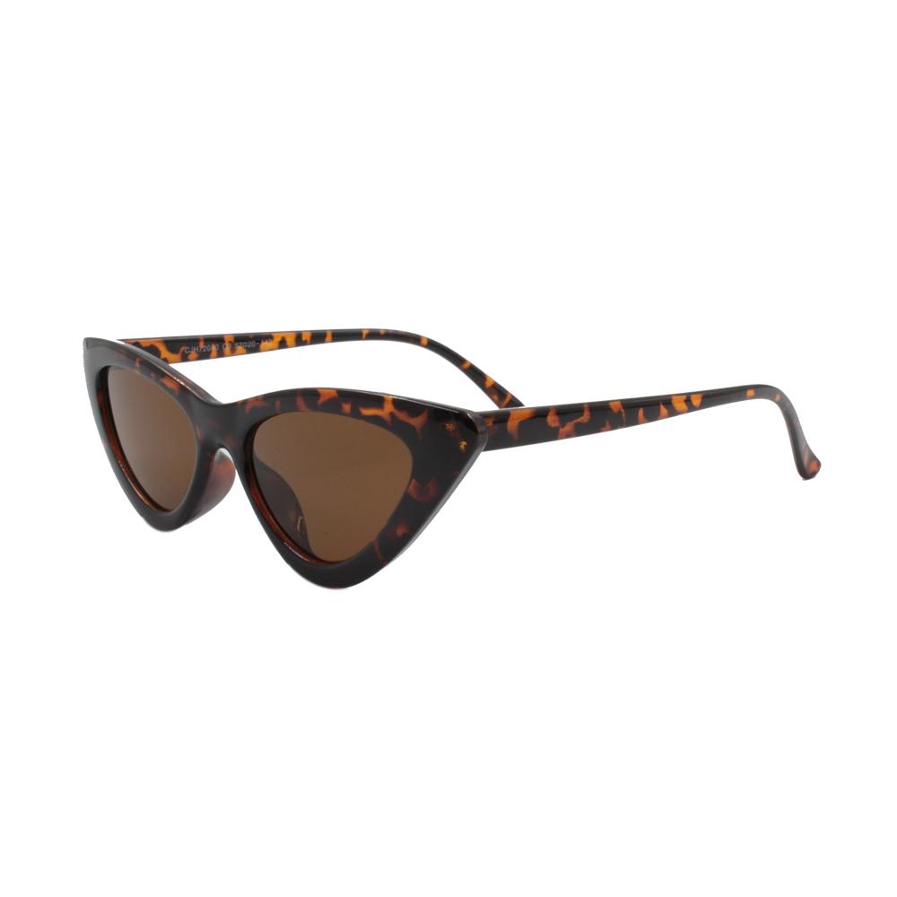 Óculos Solar Feminino CJH72040-C3 Marrom Mesclado