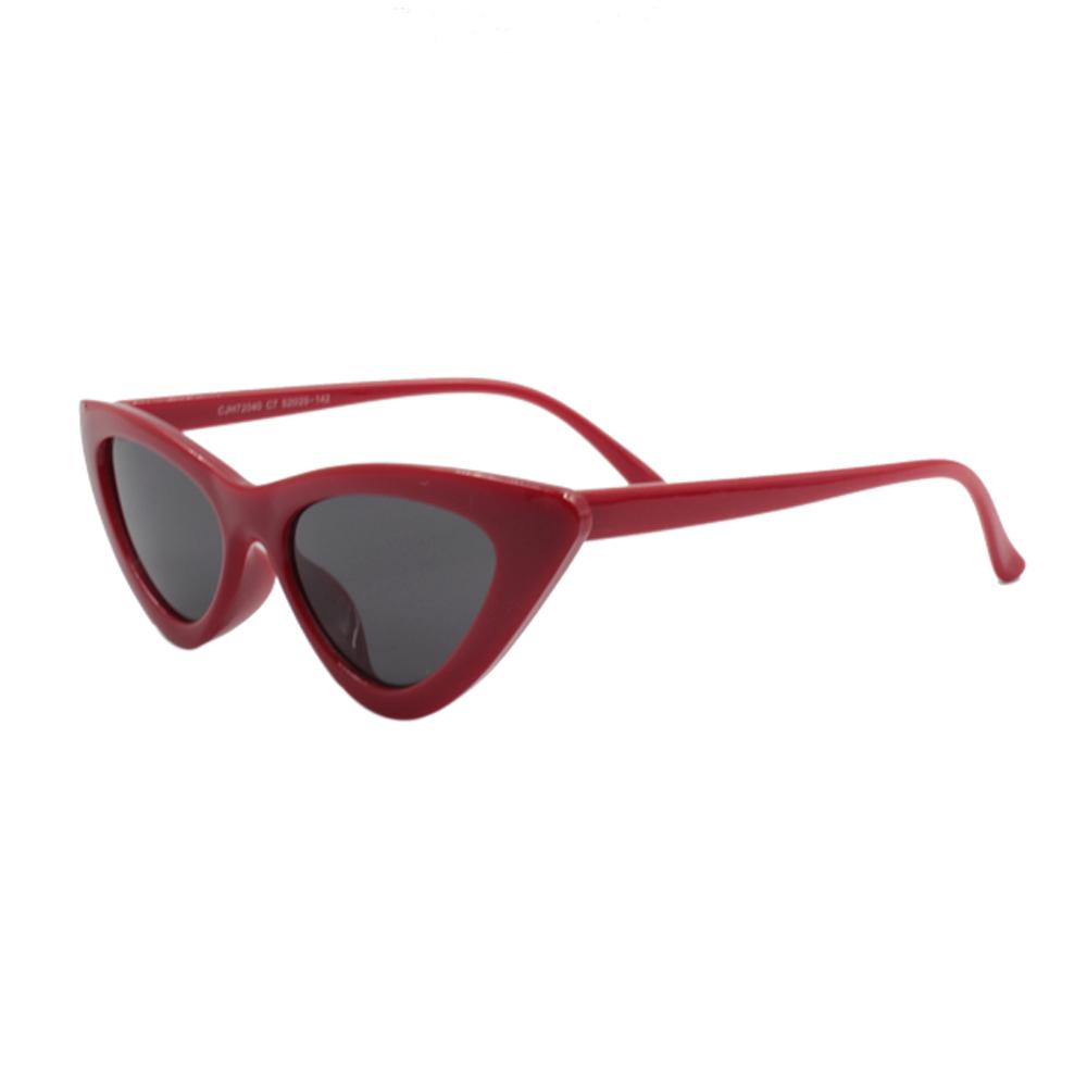 Óculos Solar Feminino CJH72040-C7 Vermelho