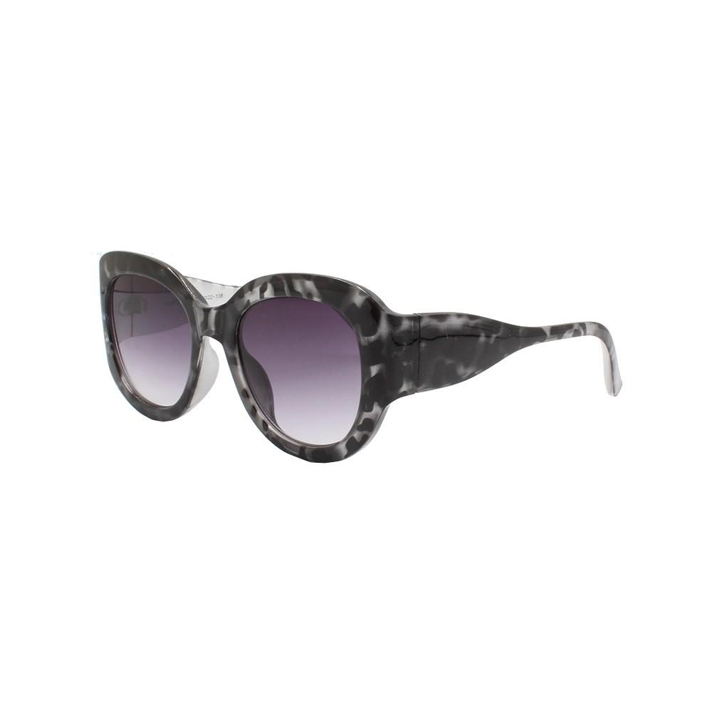 Óculos Solar Feminino CJH72167 Preto Mesclado