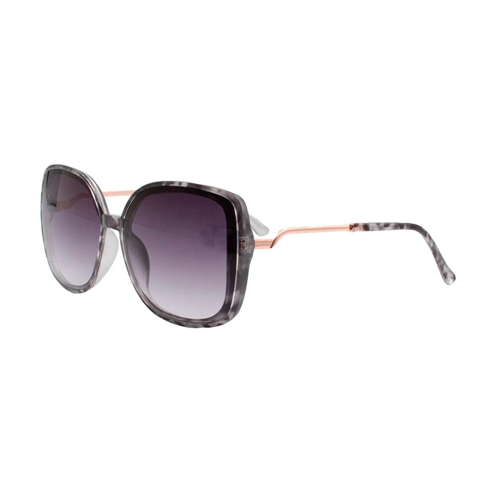 Óculos Solar Feminino CJH72186-C5 Preto Mesclado
