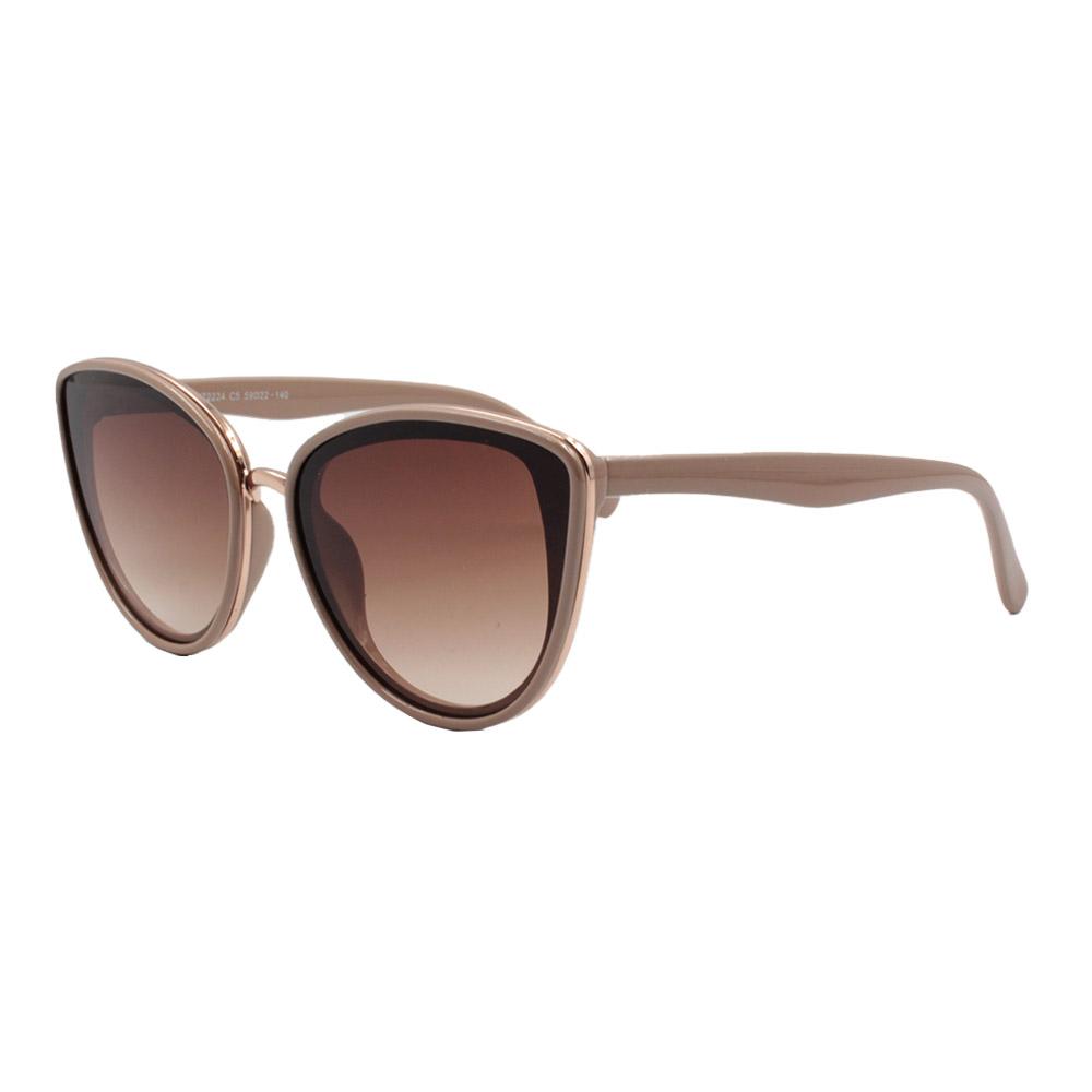 Óculos Solar Feminino CJH72224 Nude