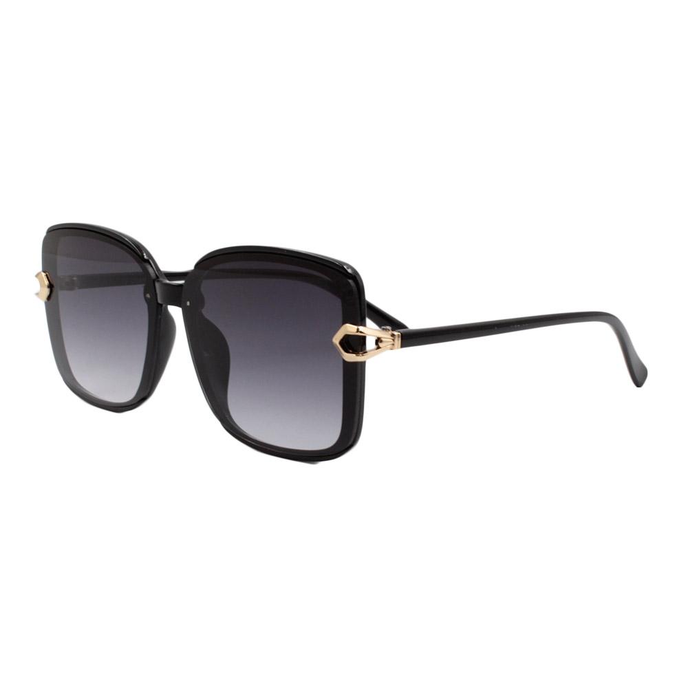 Óculos Solar Feminino FY8181 Preto