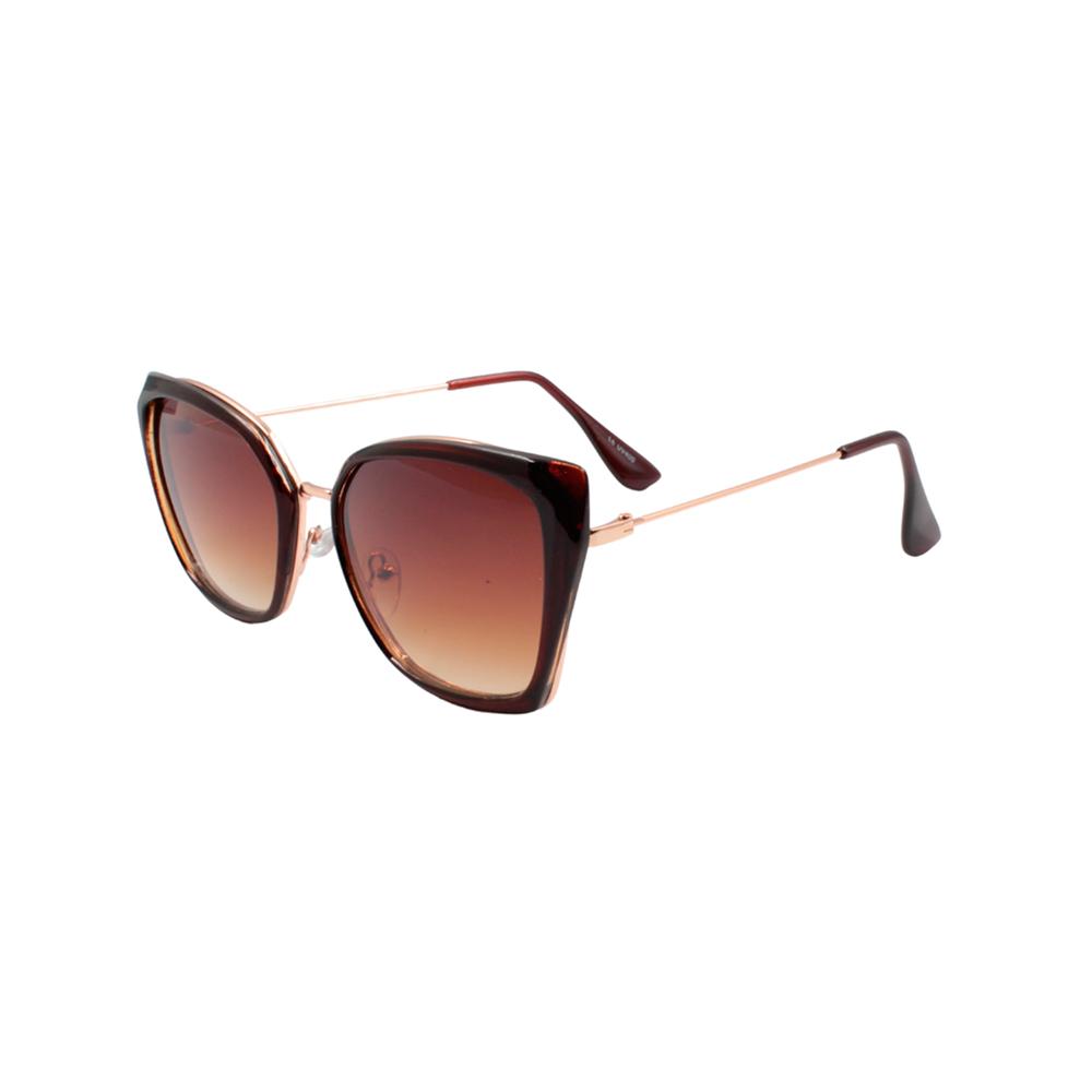 Óculos Solar Feminino H02262 Marrom