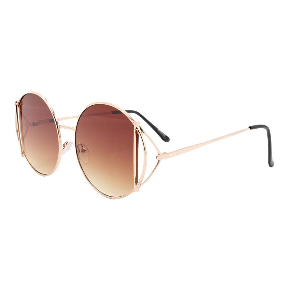 Óculos Solar Feminino H02292 Marrom