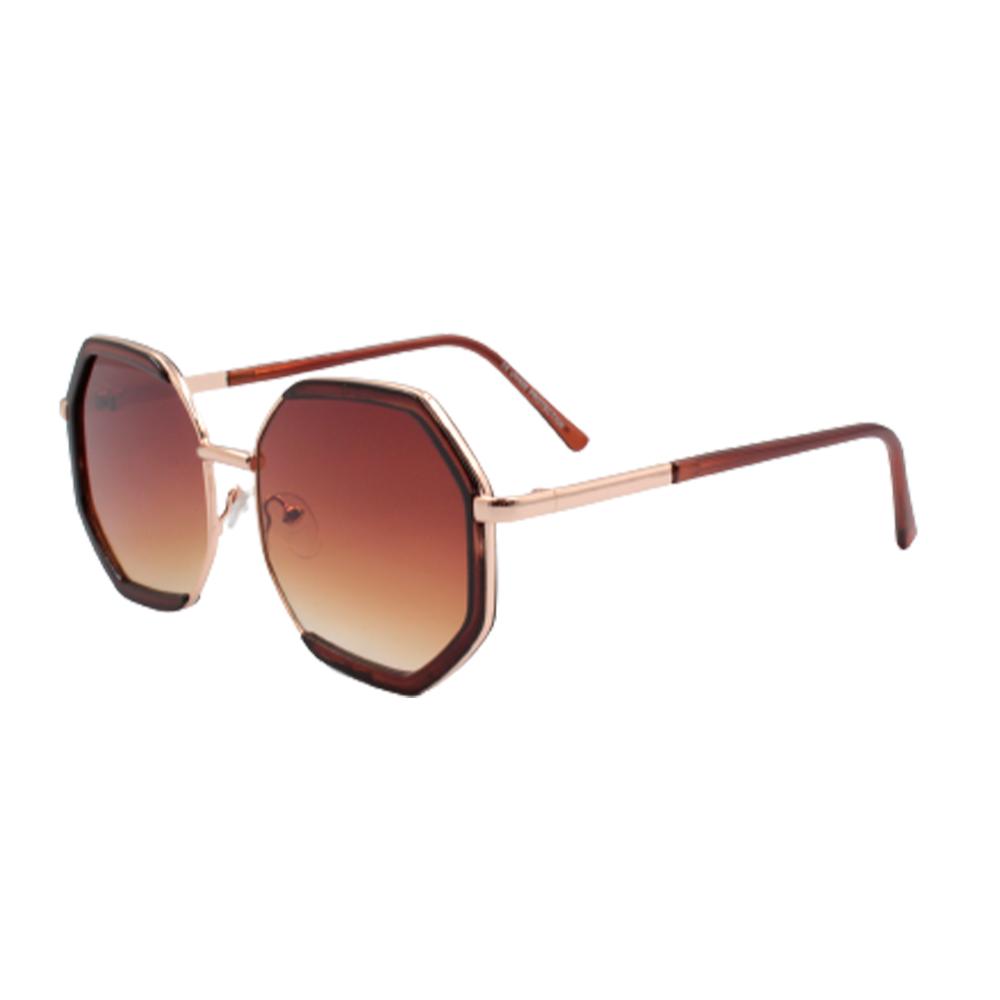 Óculos Solar Feminino H02296-C3 Marrom