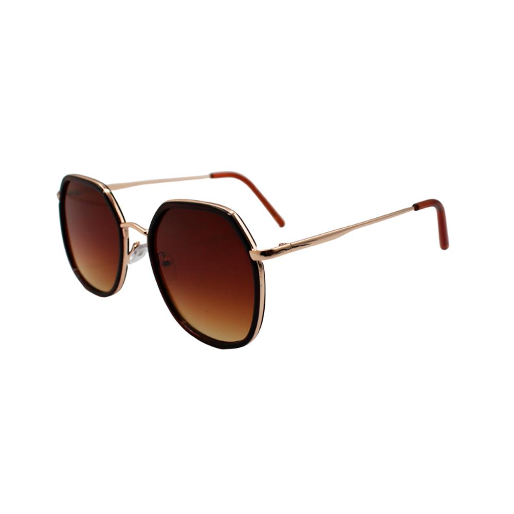 Óculos Solar Feminino H02298-C3 Marrom