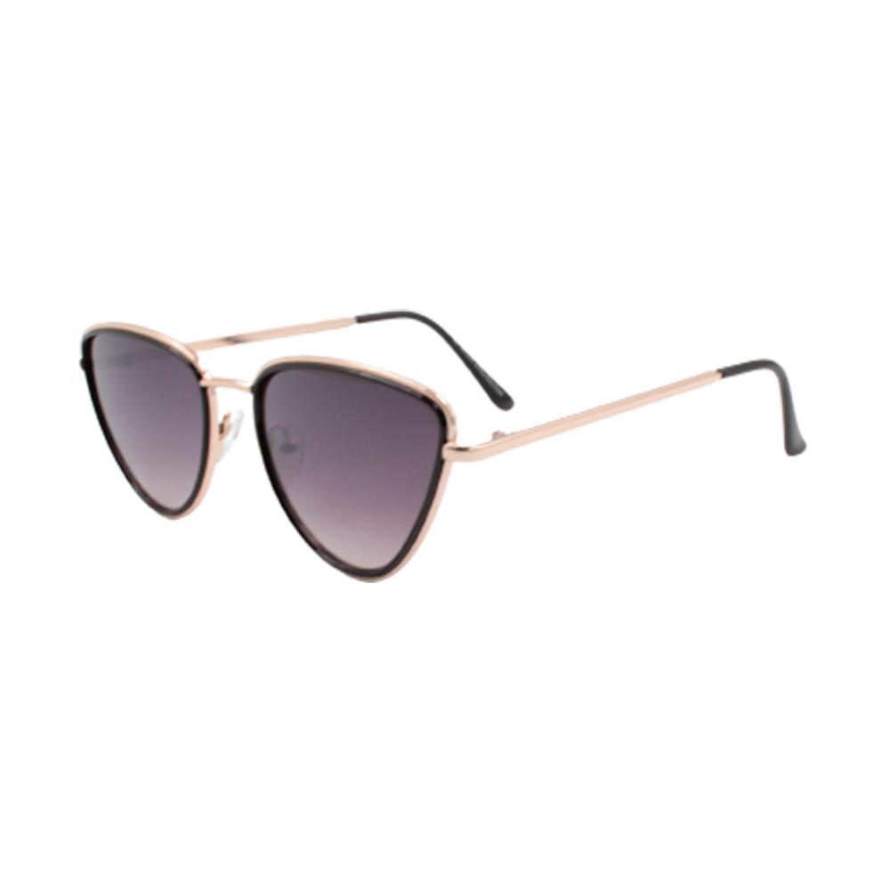 Óculos Solar Feminino H02352-C5 Dourado e Preto