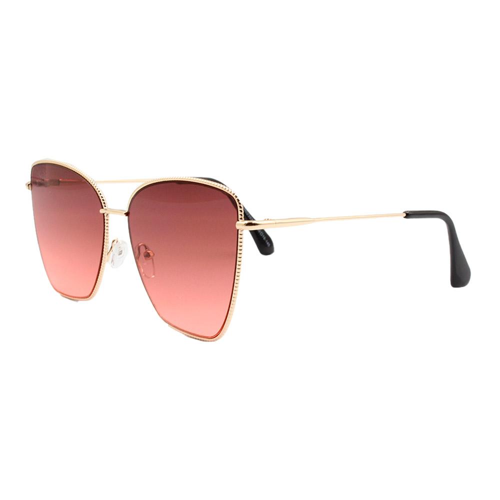 Óculos Solar Feminino H02353 Vermelho