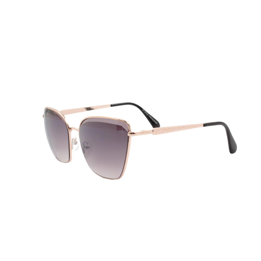 Óculos Solar Feminino H02357-C2 Dourado e Preto
