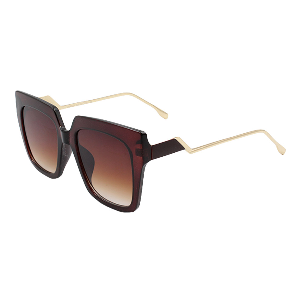 Óculos Solar Feminino HX6501-C3 Marrom