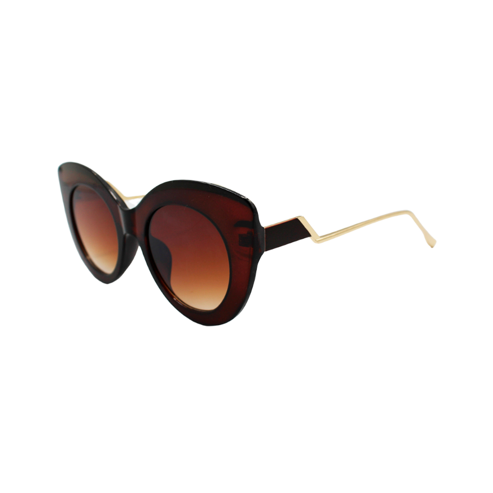Óculos Solar Feminino HX6502-C3 Marrom