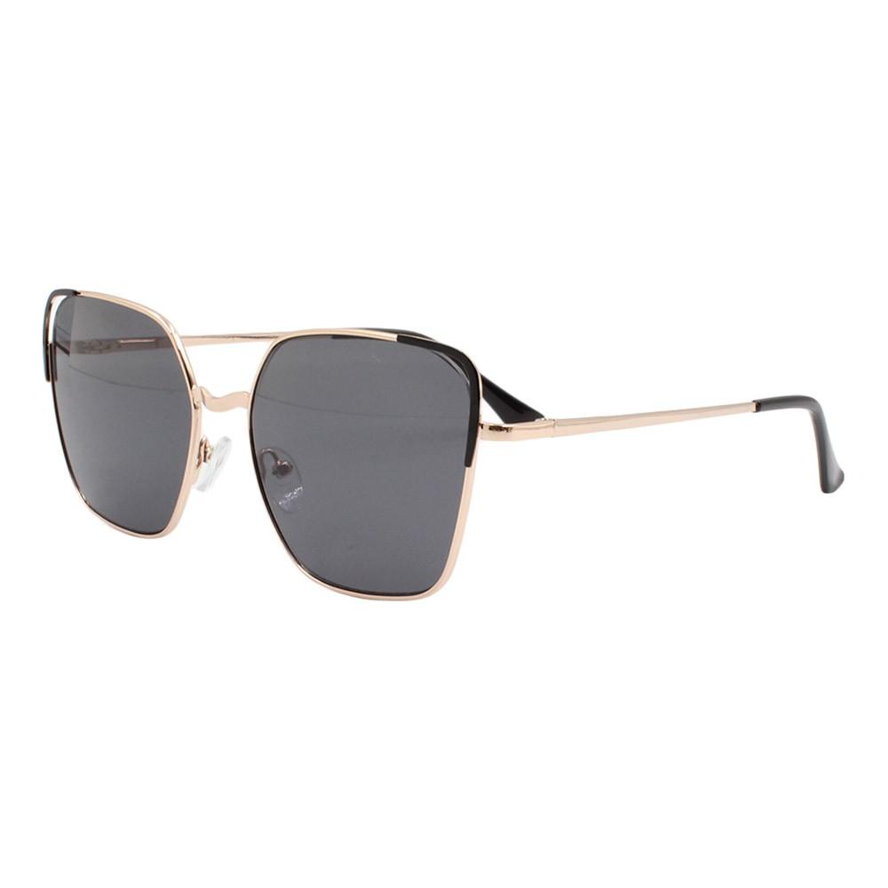 Óculos Solar Feminino JL2118 Dourado