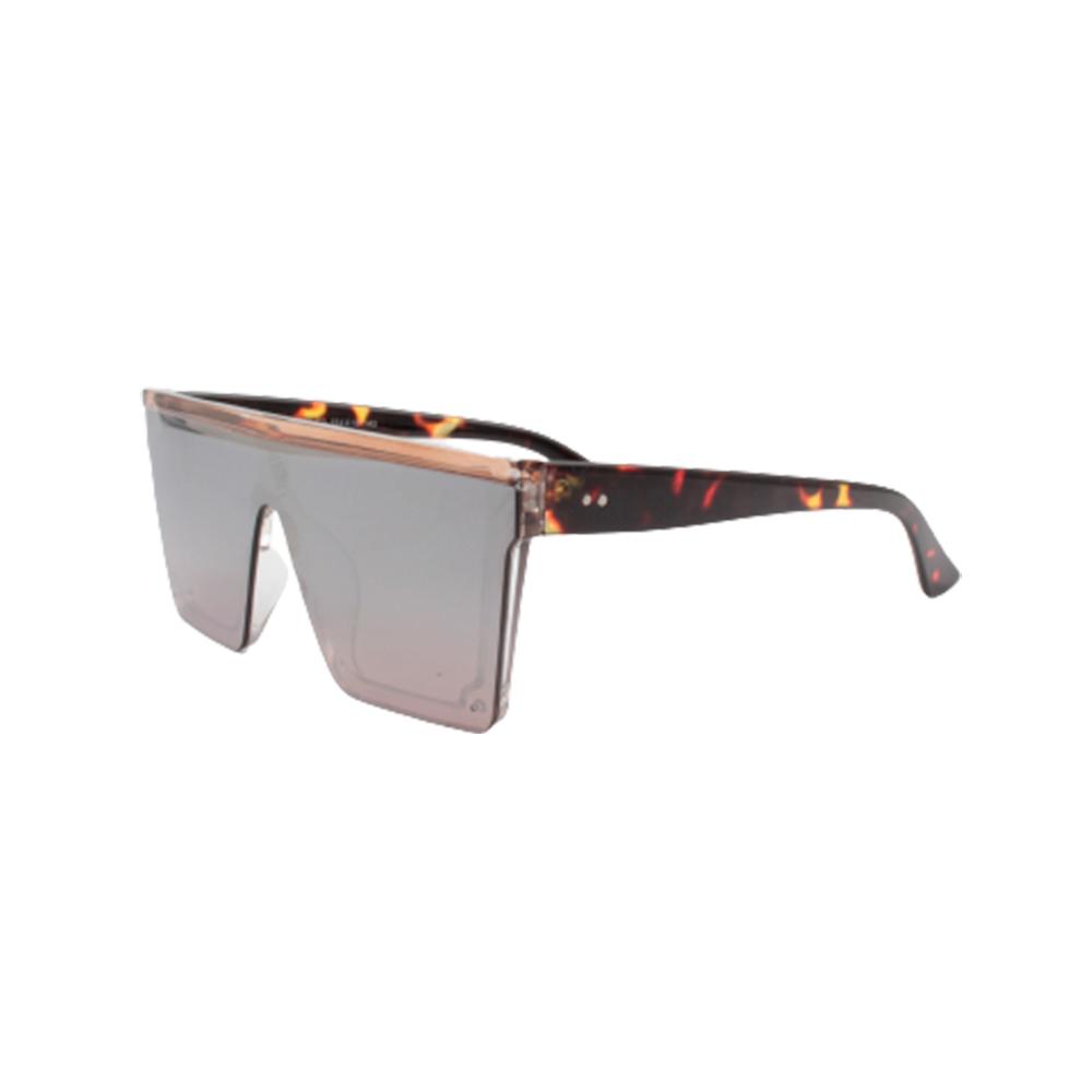 Óculos Solar Feminino JL8210-C3 Mesclado e Prata Espelhado