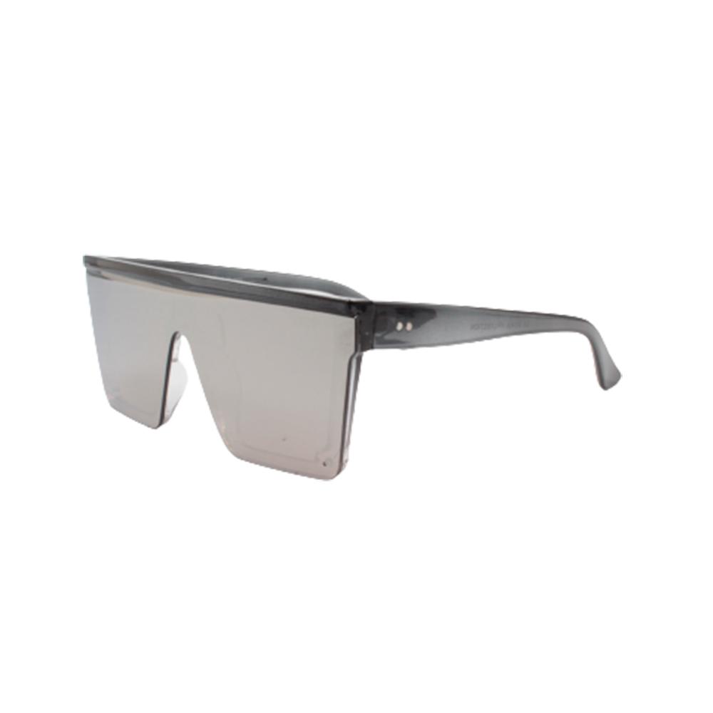 Óculos Solar Feminino JL8210-C4 Fumê e Prata Espelhado