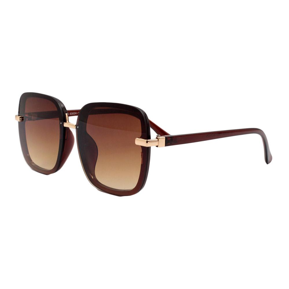 Óculos Solar Feminino JQ7995 Marrom