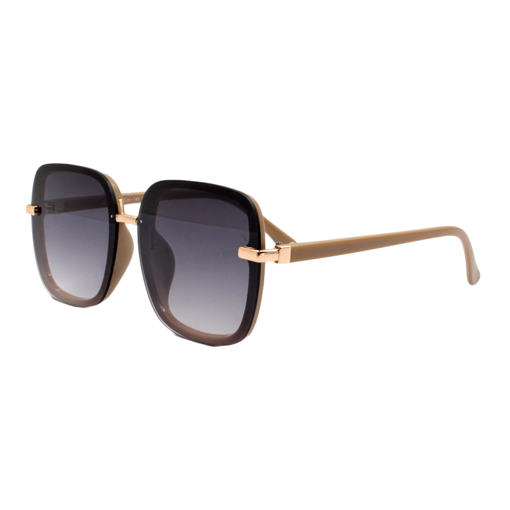 Óculos Solar Feminino JQ7995 Nude