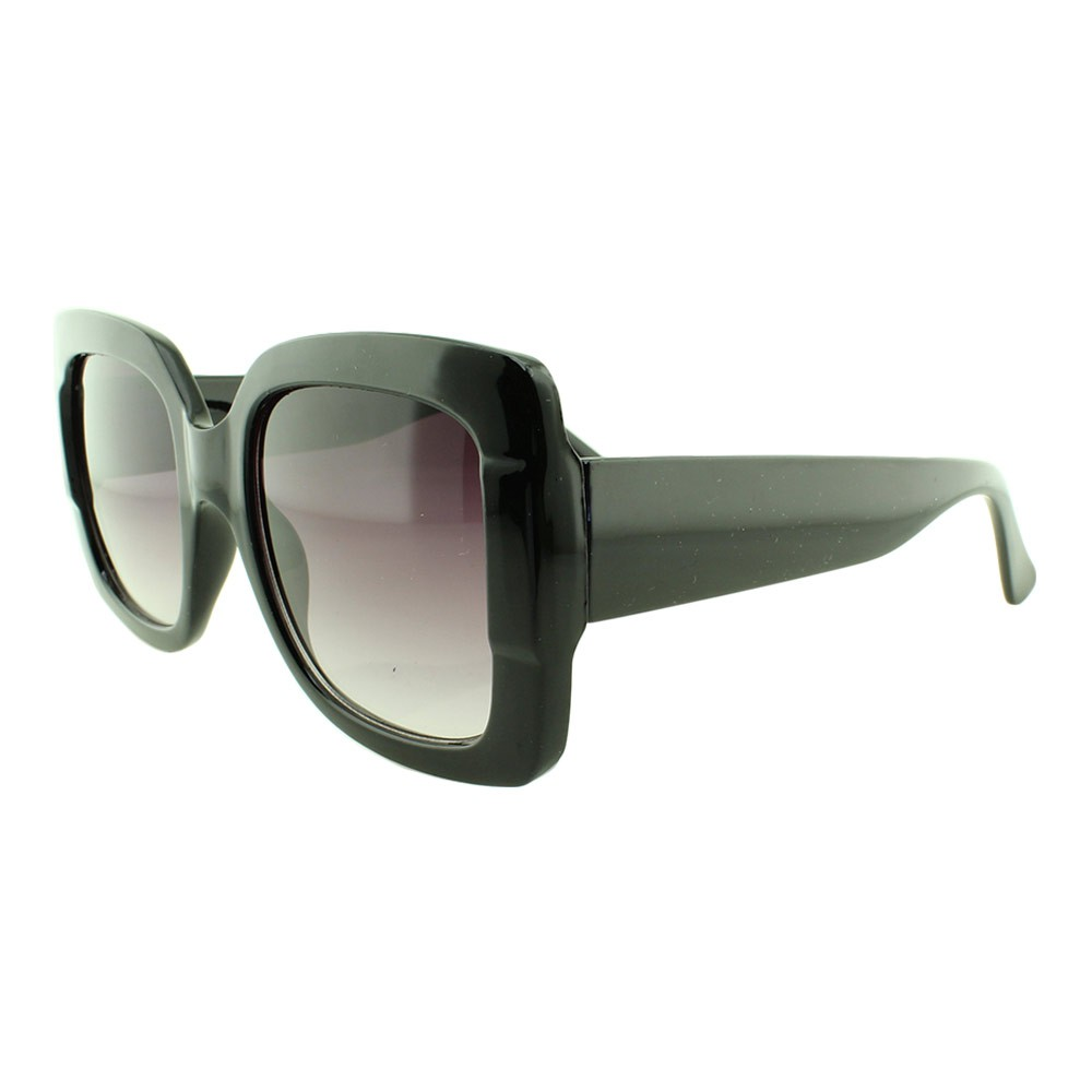 Óculos Solar Feminino NY18002 Preto Degradê