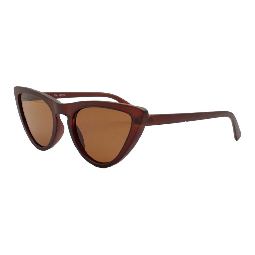 Óculos Solar Feminino NY19029 Marrom