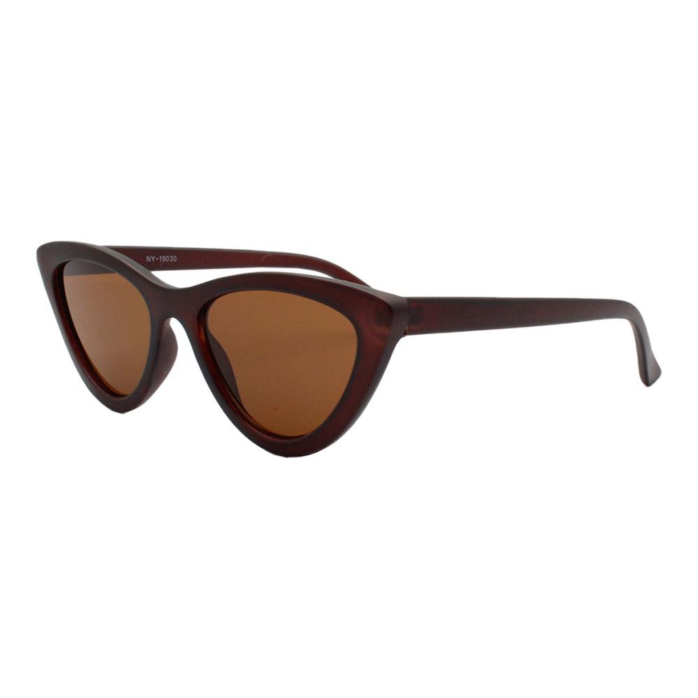 Óculos Solar Feminino NY19030 Marrom
