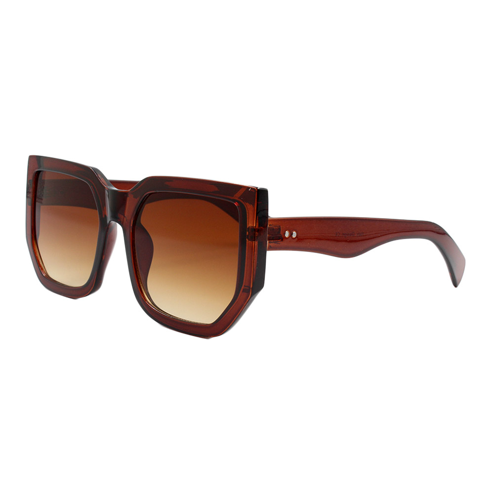 Óculos Solar Feminino NY19035 Marrom