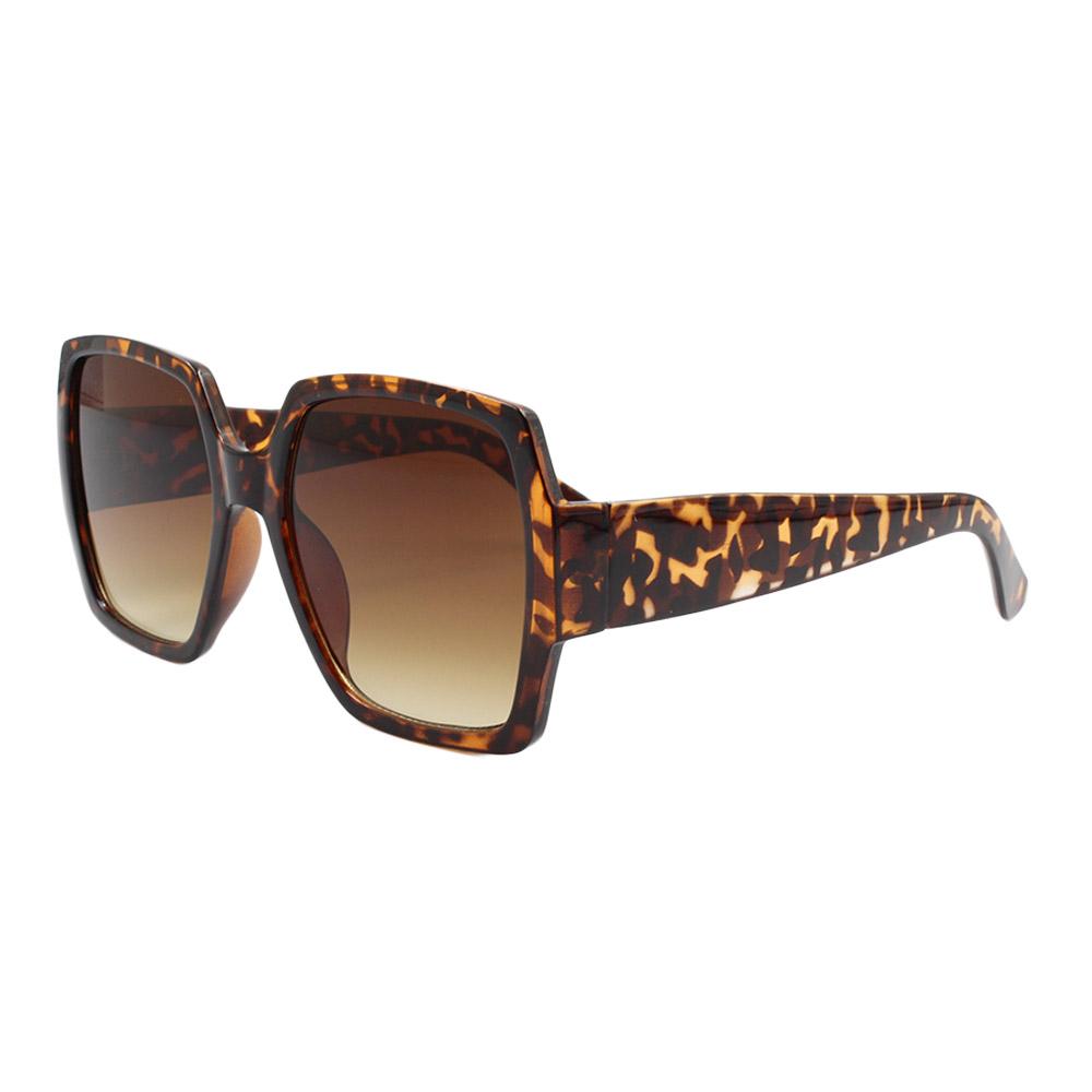 Óculos Solar Feminino NY19054 Marrom Degradê