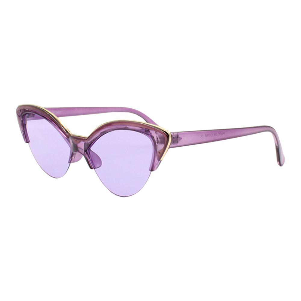 Óculos Solar Feminino NYD065 Roxo