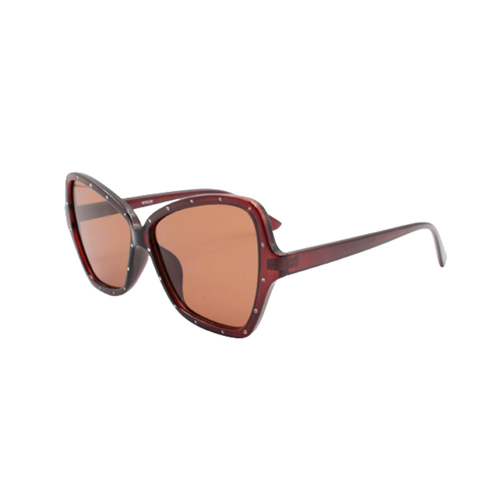 Óculos Solar Feminino NYD139 Marrom
