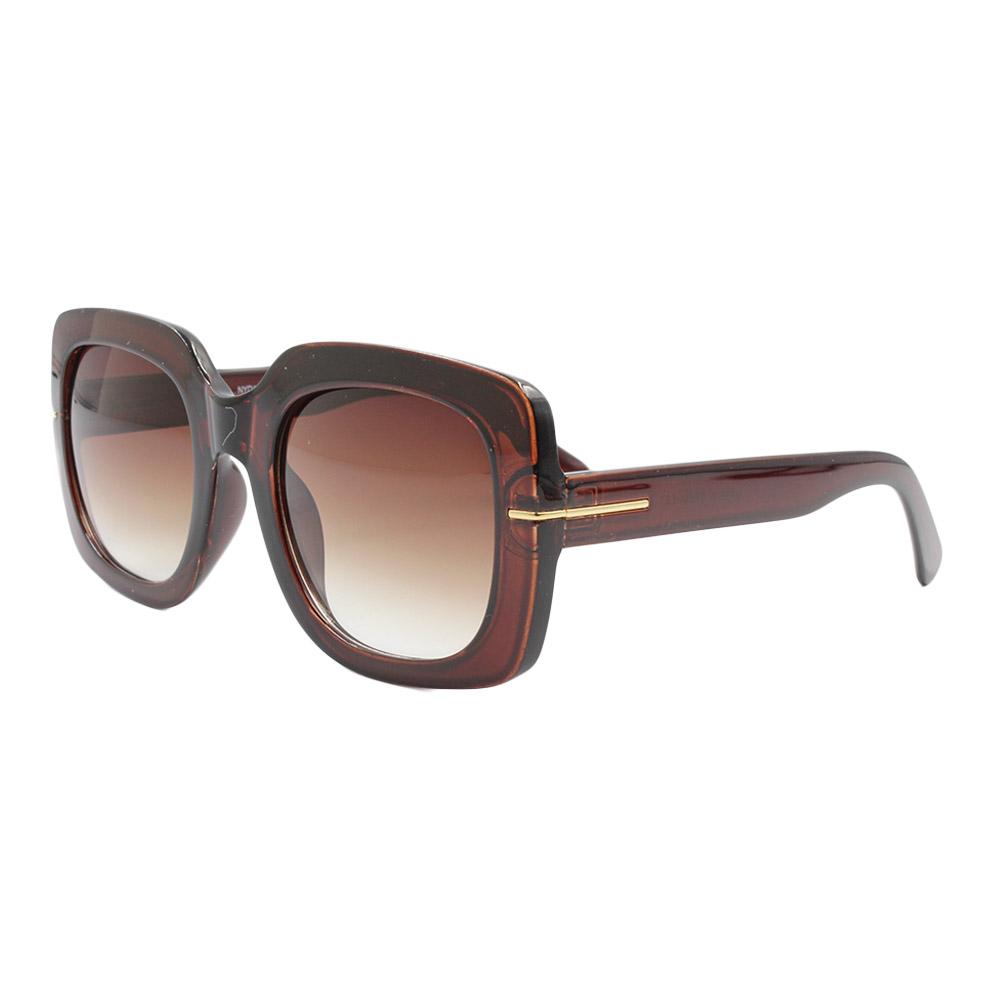 Óculos Solar Feminino NYD168 Marrom