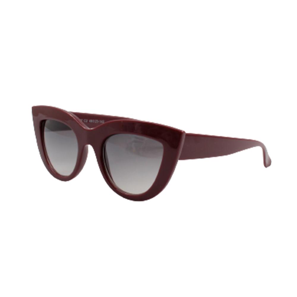 Óculos Solar Feminino OM50107-C2 Vinho