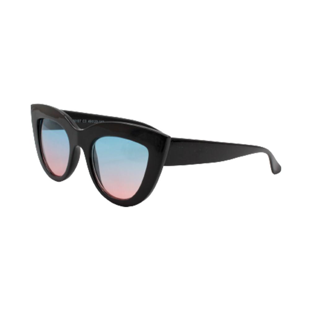 Óculos Solar Feminino OM50107-C3 Preto Colorido