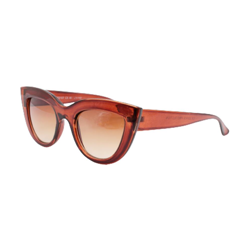 Óculos Solar Feminino OM50107-C5 Marrom