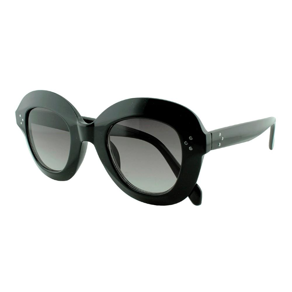 Óculos Solar Feminino Primeira Linha 1742 Preto