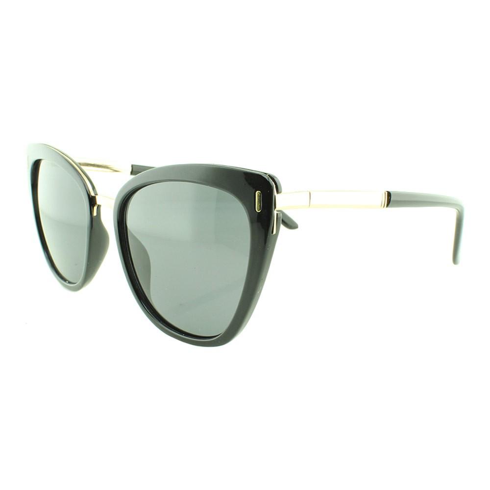 Óculos Solar Feminino Primeira Linha B881462 Preto