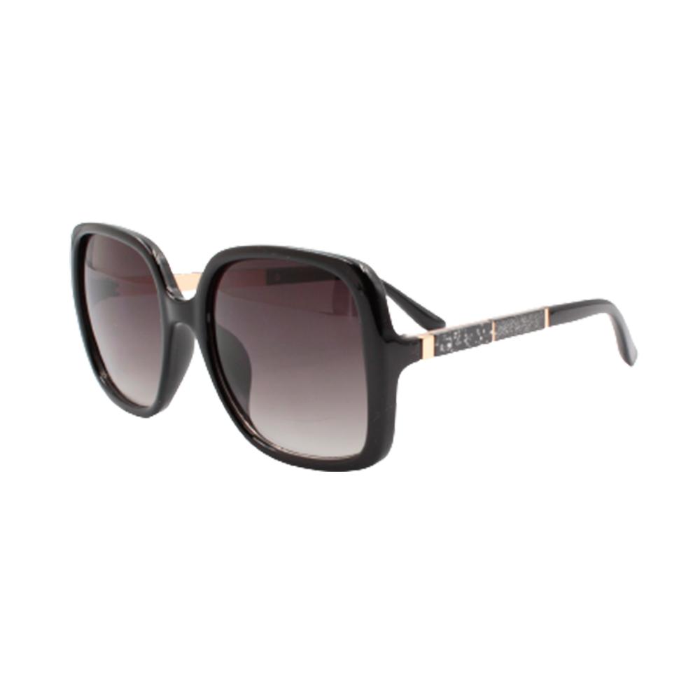 Óculos Solar Feminino Primeira Linha LQ95106 Preto