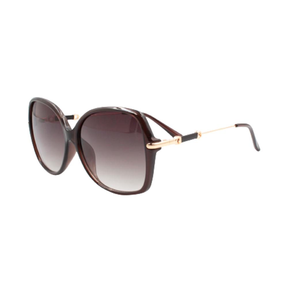 Óculos Solar Feminino Primeira Linha LQ95220 Marrom