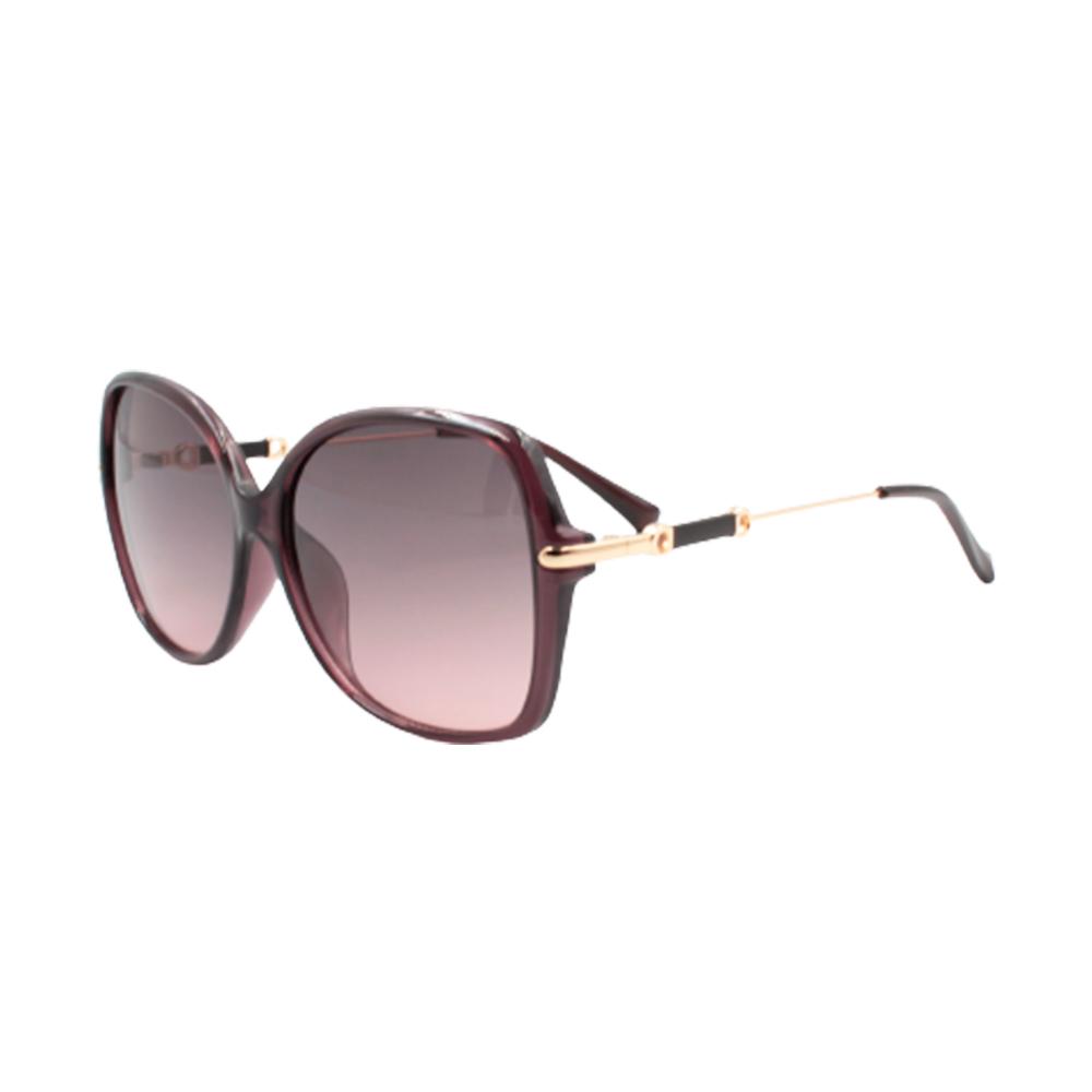 Óculos Solar Feminino Primeira Linha LQ95220 Roxo
