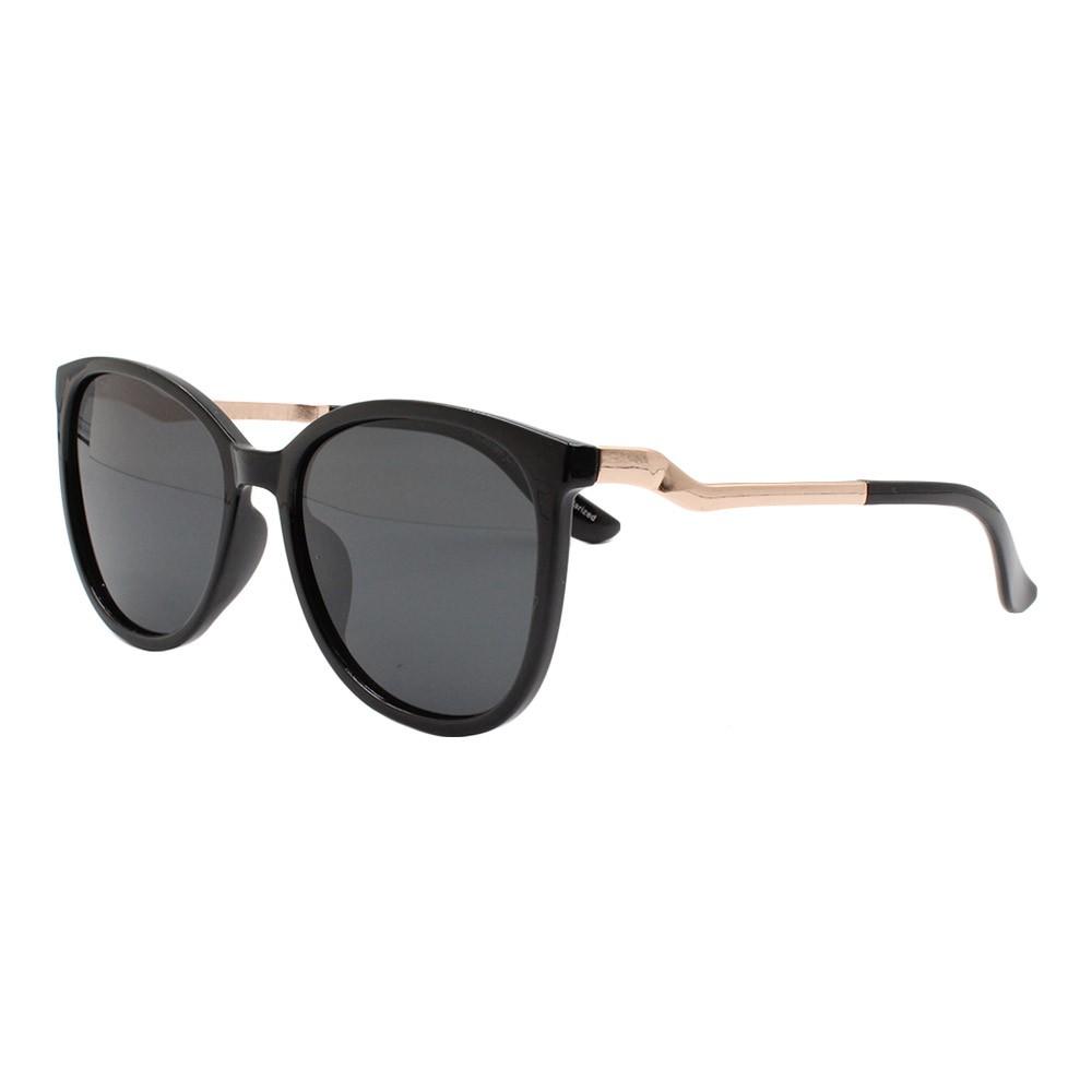 Óculos Solar Feminino Primeira Linha Polarizado KL2018P Preto
