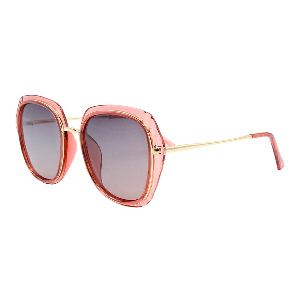 Óculos Solar Feminino Primeira Linha Polarizado PJ1006 Vermelho
