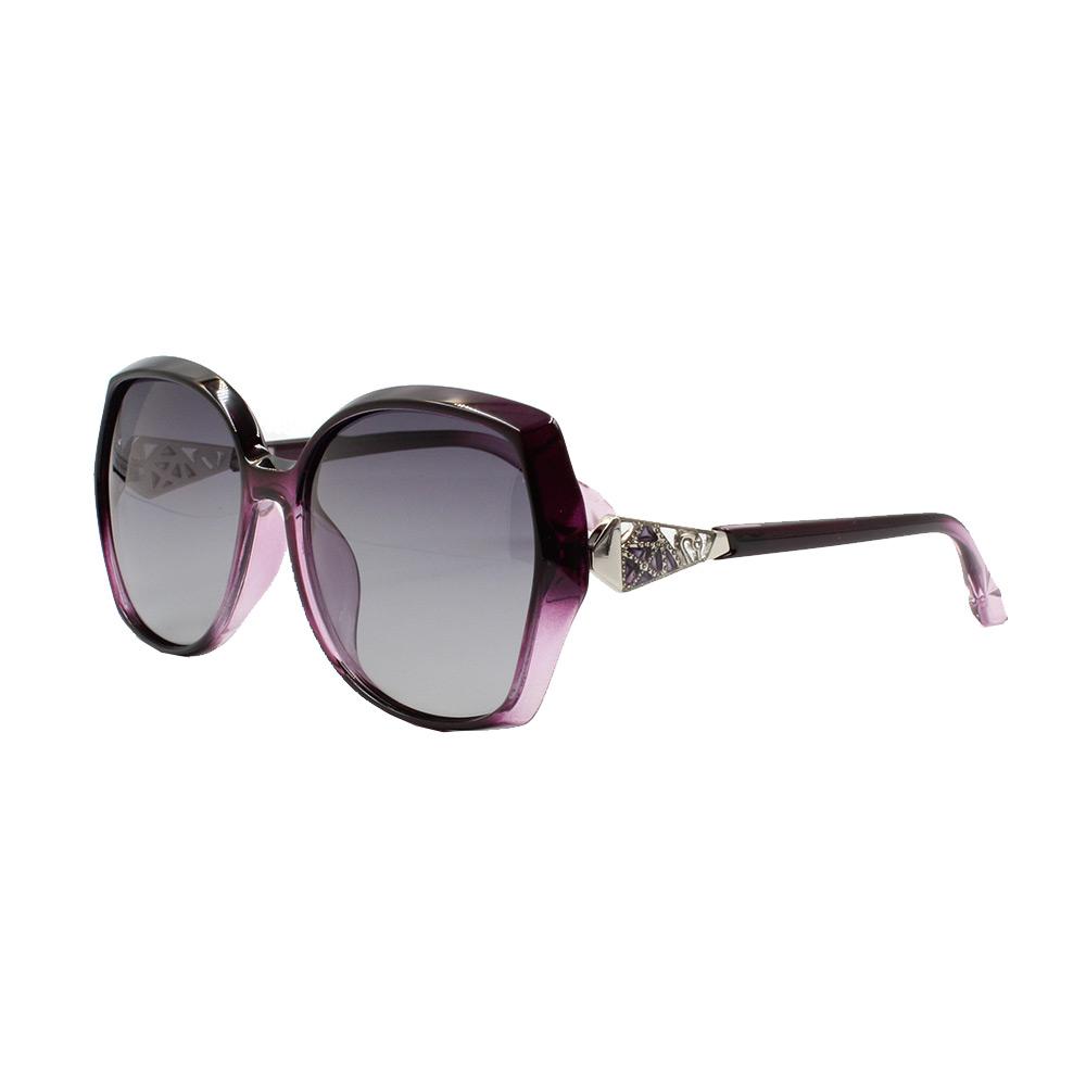 Óculos Solar Feminino Primeira Linha Polarizado PJ1051 Roxo