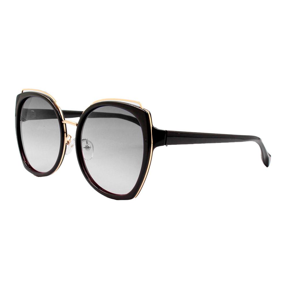 Óculos Solar Feminino Primeira Linha Polarizado PJ1060 Preto