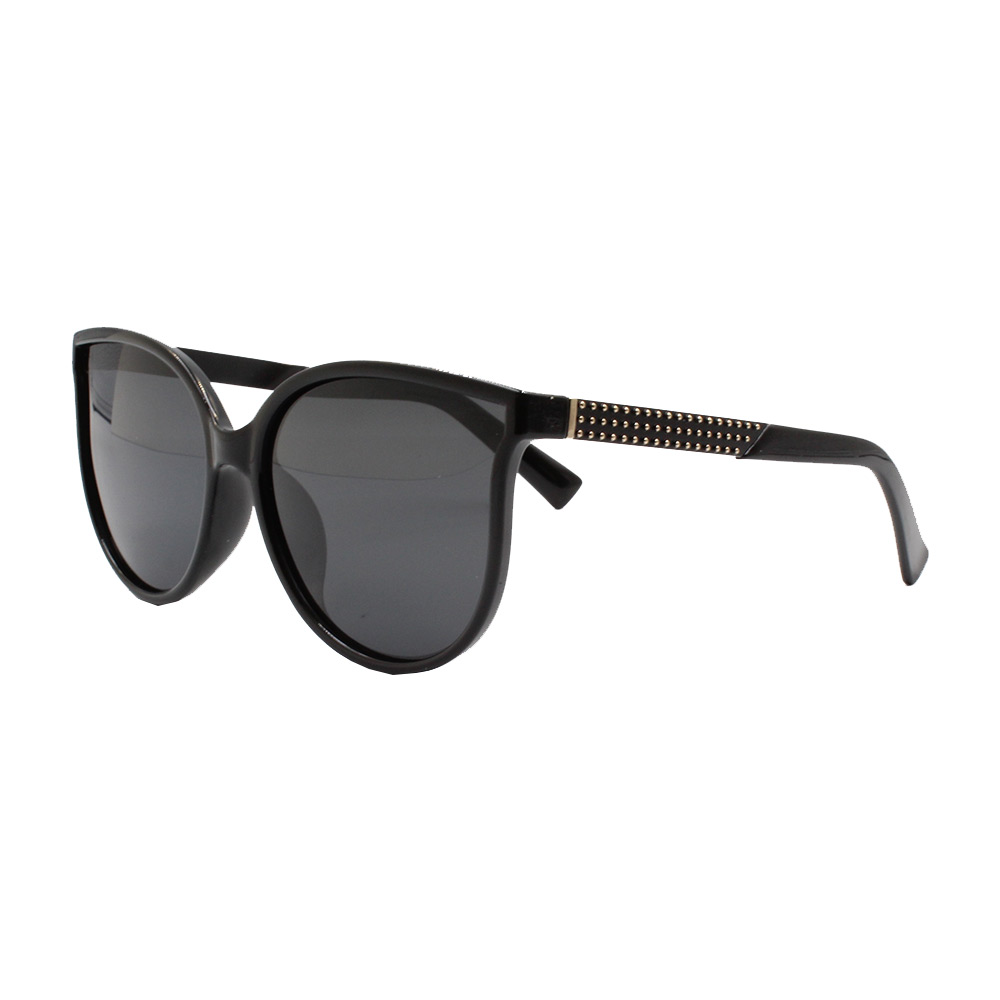 Óculos Solar Feminino Primeira Linha Polarizado PJ2004 Preto
