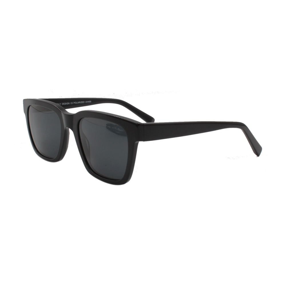 Óculos Solar Feminino Primeira Linha Polarizado RHSO108-C01 Preto