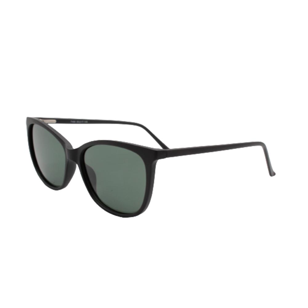 Óculos Solar Feminino Primeira Linha Polarizado T468-C2 Preto Fosco